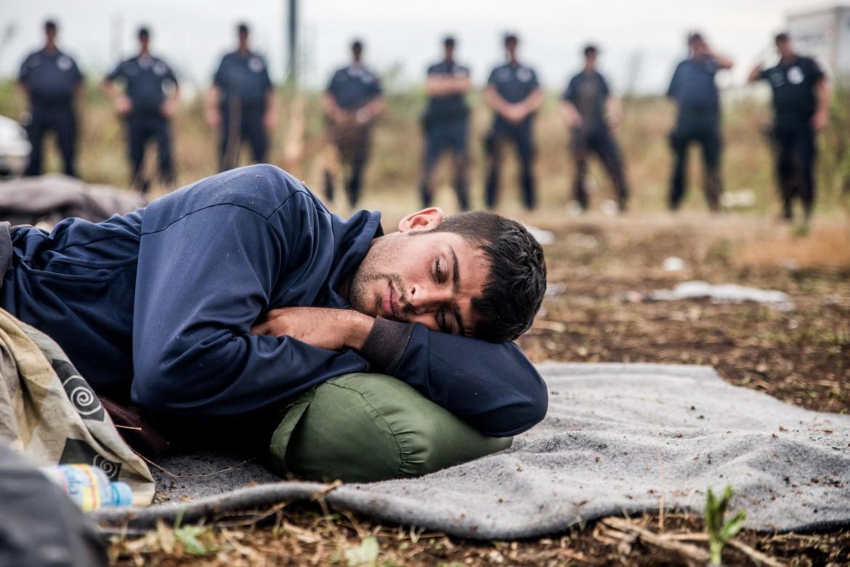 Al confine serbo-ungherese