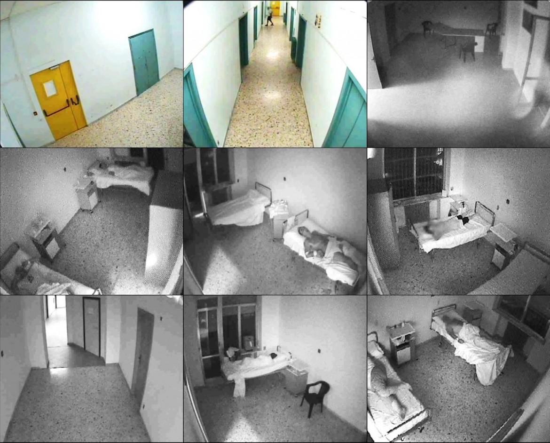 Video delle telecamere di sorveglianza dell'ospedale Vallo della Lucania contenuti nel documentario «87 ore» di Costanza Quatriglio