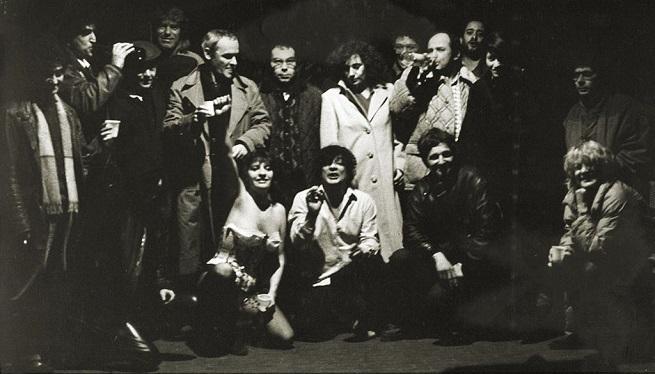 Foto di gruppo del Beat 72