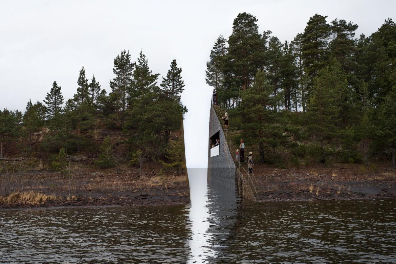 Il memorial di Jonas Dahlberg