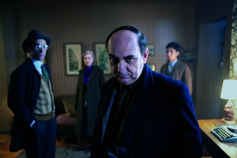 Luis Gnecco, il protagonista di «Neruda»