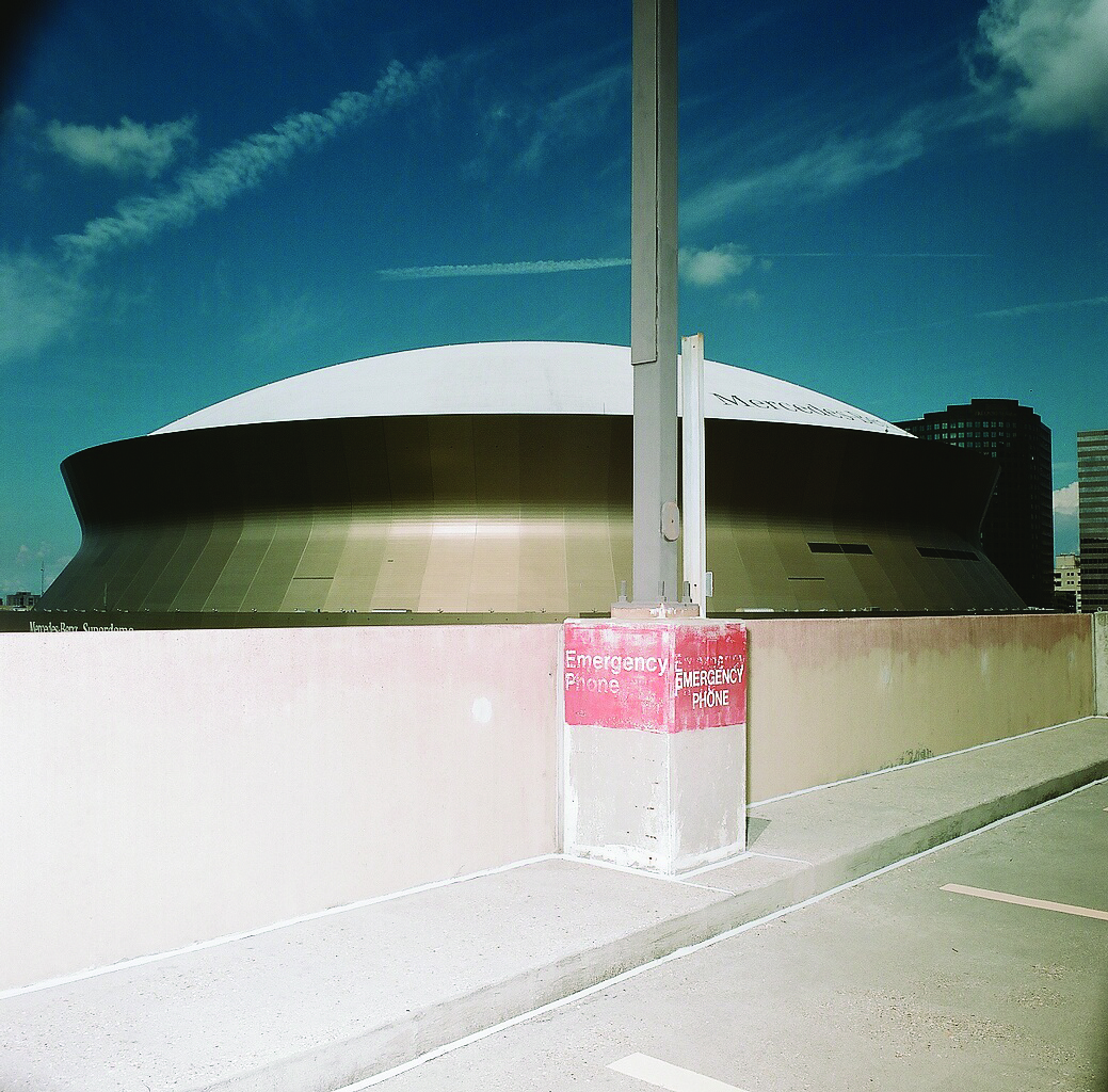 Ramak Fazel,  «New Orleans, Louisiana»,  foto tratta  da «Absolutely Nothing», testo di Giorgio Vasta, Quodlibet