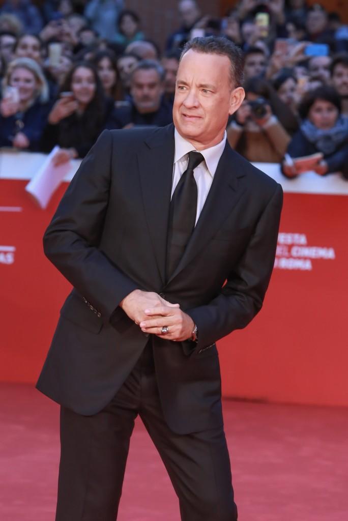 Tom Hanks sul red carpet