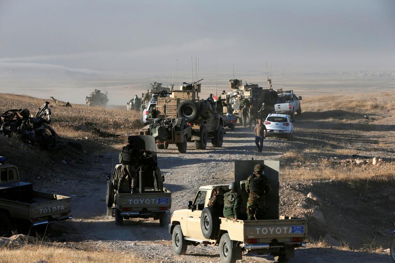 Forze speciali Usa verso Mosul