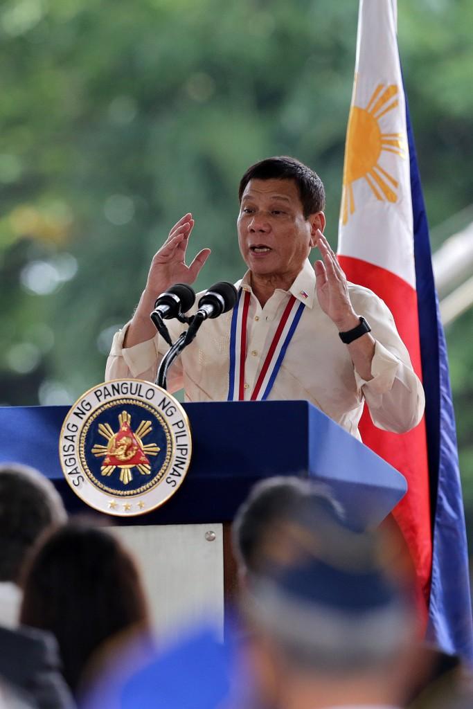 Filippine, il presidente Duterte