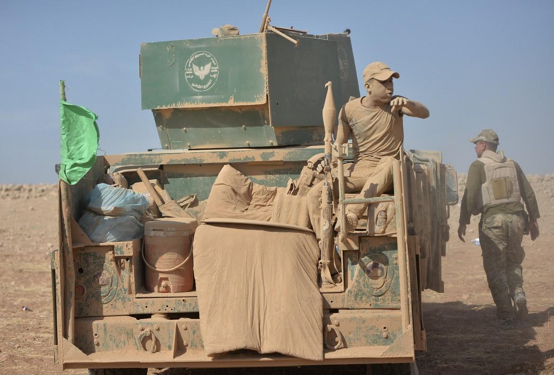 L'esercito iracheno alle porte di Mosul