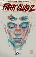 Fight Club 2 - La cover di David Mack © Bao Publishing/Dark Horse Comics