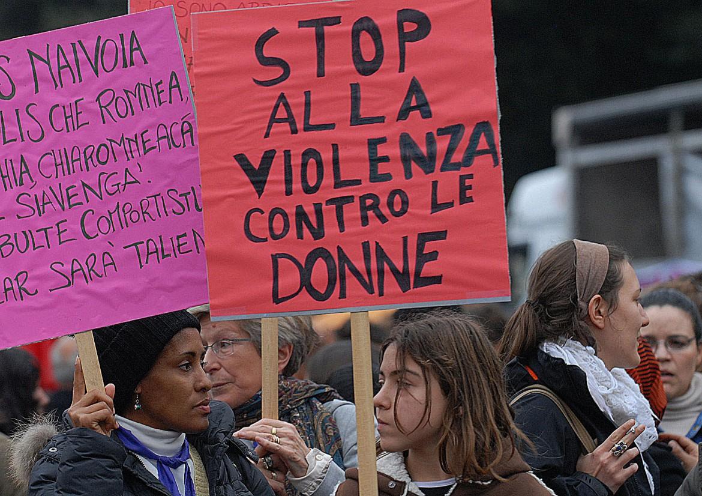 Manifestazione in Italia