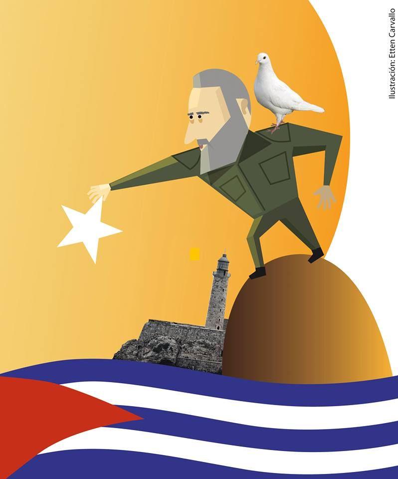La diplomazia di pace di Fidel Castro
