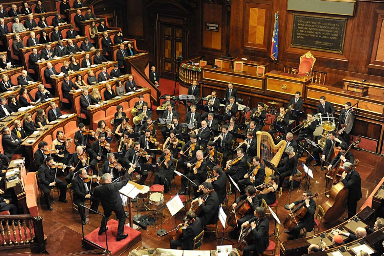 Un concerto a Palazzo Madama