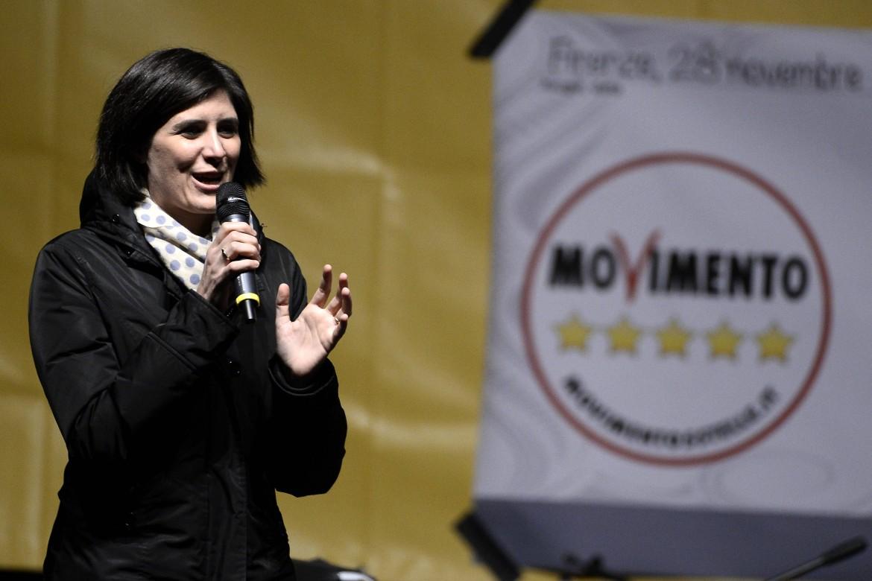 La sindaca di Torino Chiara Appendino