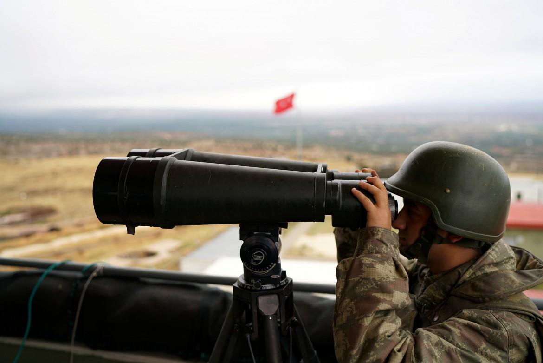 Esercito turco in Siria