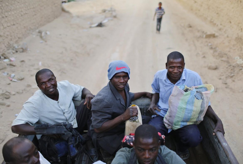 Migranti in Mali