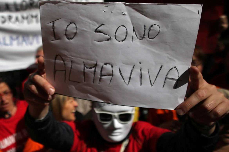 Ritorsione almaviva i 153 reintegrati trasferiti subito a for Subito offerte lavoro catania