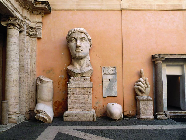 Colosso di Costantino (Musei Capitolini)