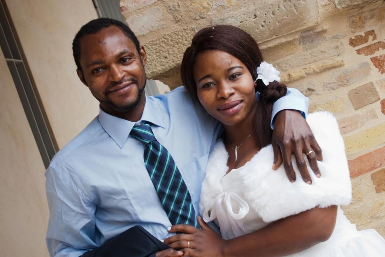Emmanuel e Chimiary Namdi
