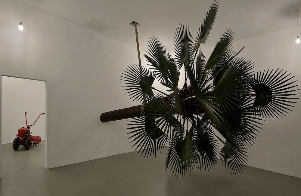 Installazione di Elisabetta Benassi