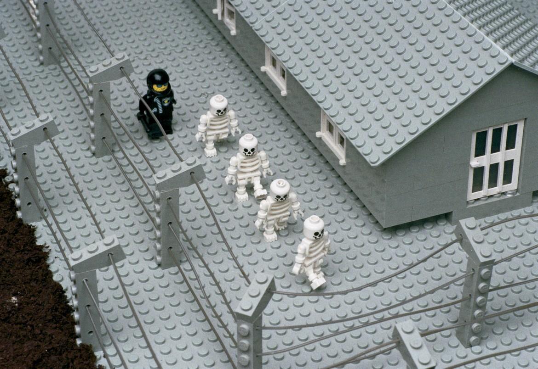 «Lego Concentration Camp Set», 1996