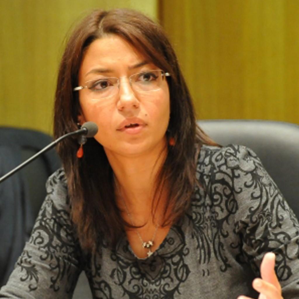La segretaria della Funzione pubblica Cgil, Serena Sorrentino