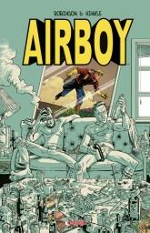 Airboy - La copertina © Image Comics/Saldapress