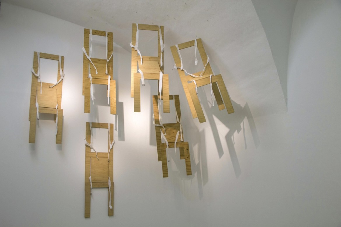 Wearable Chairs