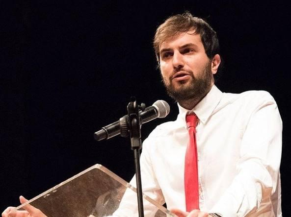 Marco Sarracino, segretario dei Gd di Napoli