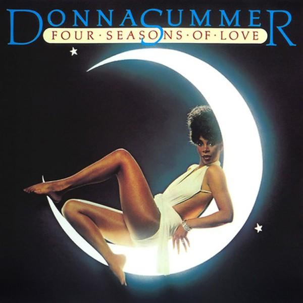 foto di copertina da Four seasons of love di Donna Summer, 1976