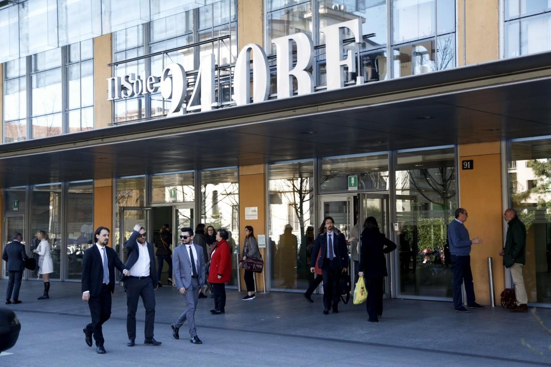 La sede del Sole24Ore