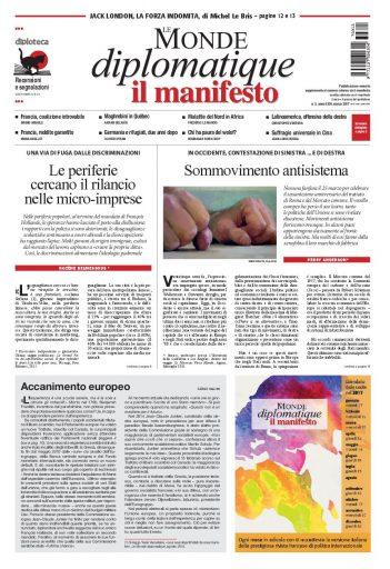 Le Monde diplomatique marzo 2017