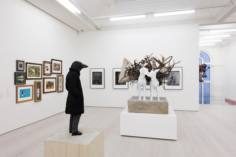 Animality at Marian Goodman Gallery, London, 2016