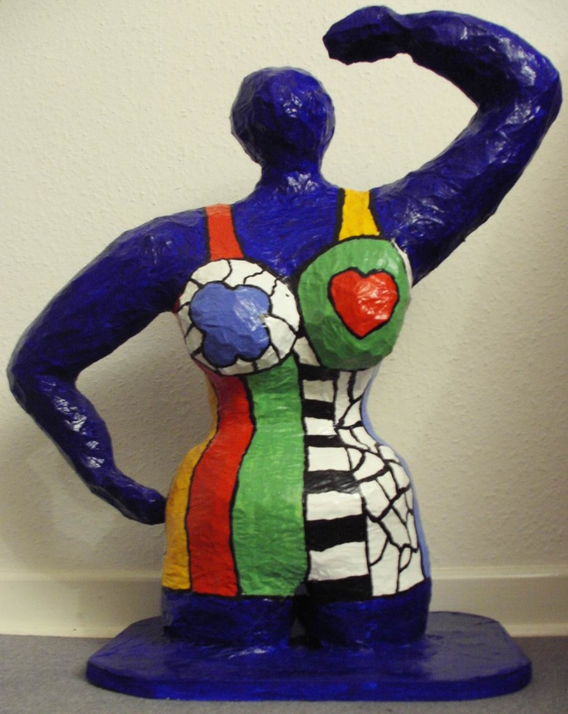 «Nana» di Niki de Saint Phalle