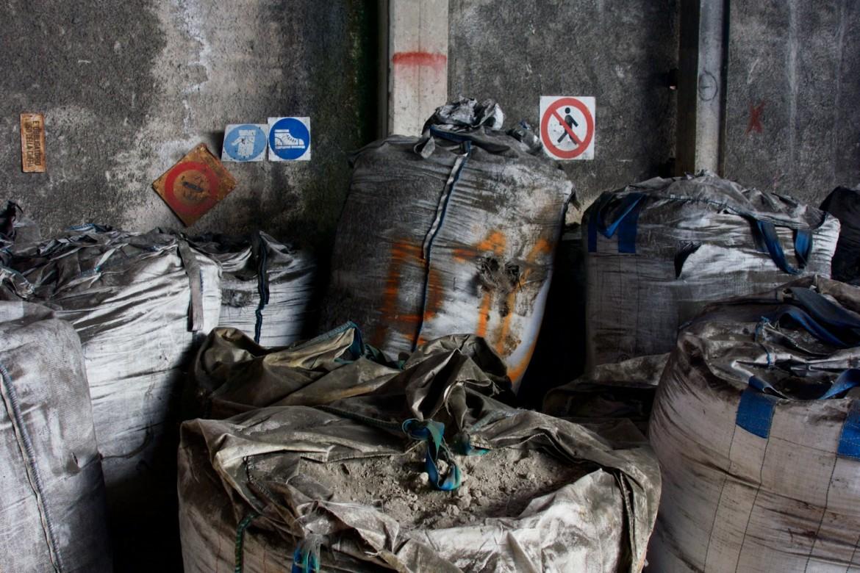 Rifiuti tossici nella discarica di Giardinetto