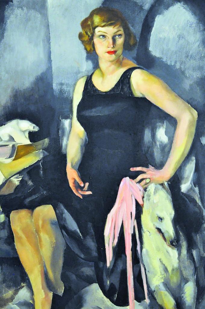 Antonio Soares, «Natacha», 1928