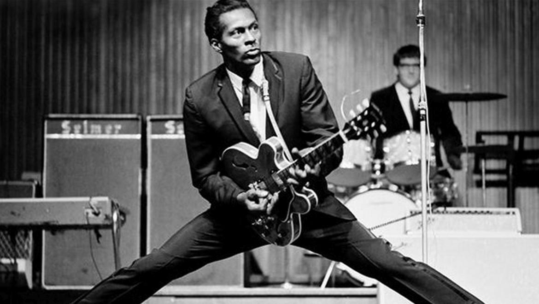Chuck Berry in azione