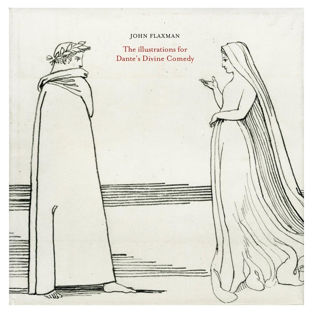 La visita di Beatrice a Virgilio nel limbo, una delle tavole di John Flaxman per la «Divina Commedia», 1793