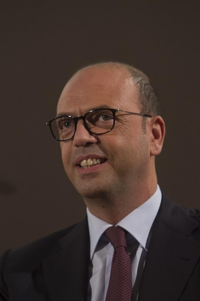Il ministro degli Esteri e leader di Ap, Angelino Alfano