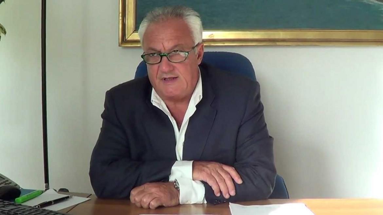Gianni Crivello, candidato del centrosinistra a Genova