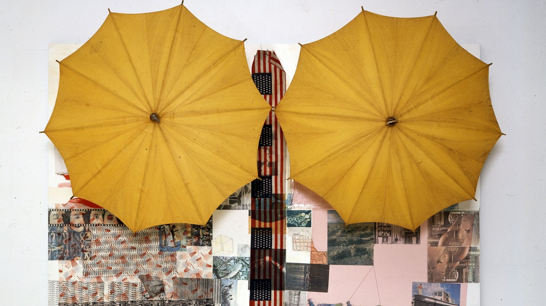Robert Rauschenberg, «Untitled (Spread)», 1983,  New York, Robert Rauschenberg Foundation