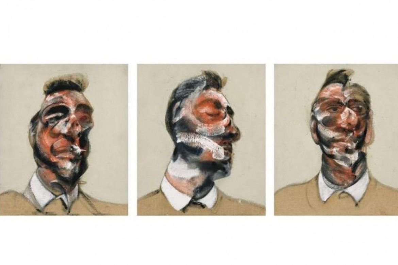 Three Studies for George Dyer (1964)