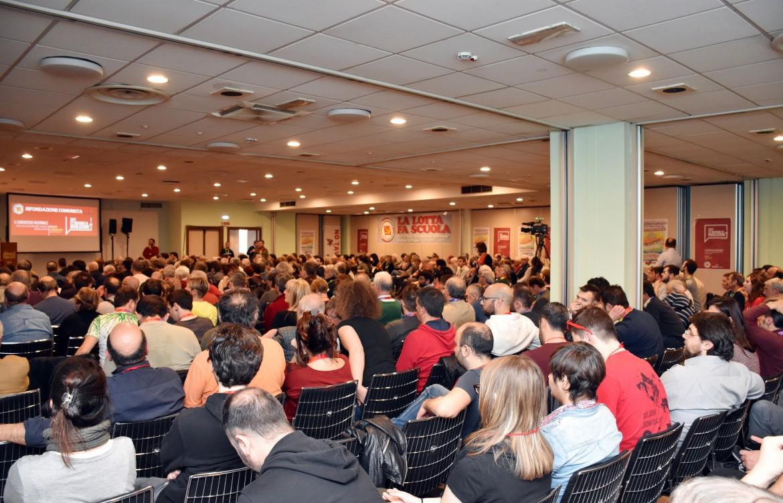 Il congresso di Rifondazione comunista a Spoleto