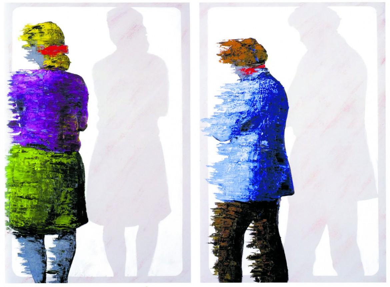 Hannu Palosuo, «Obliterated memory», 2012