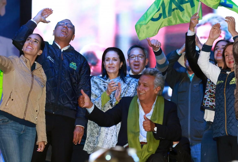 Ecuador, la vittoria di Lenin Moreno