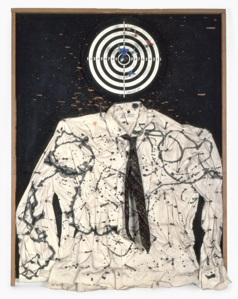 Niki de Saint Phalle, Saint Sébastien or Portrait of my Lover, 1961