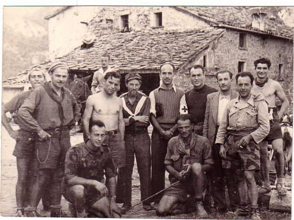 Partigiani della 36ma Brigata garibaldina «Bianconcini»