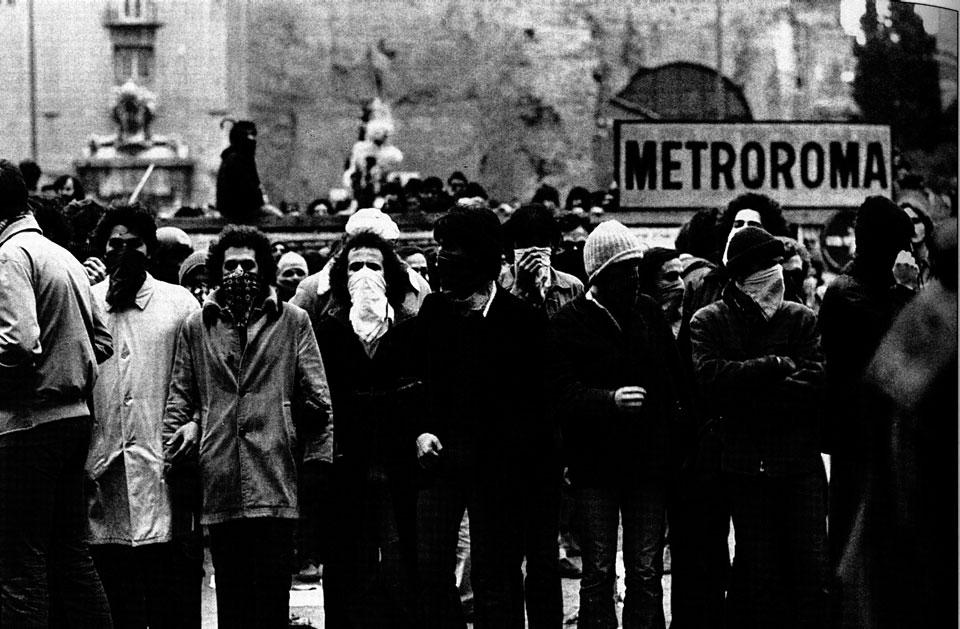 Roma, 12 marzo 1977
