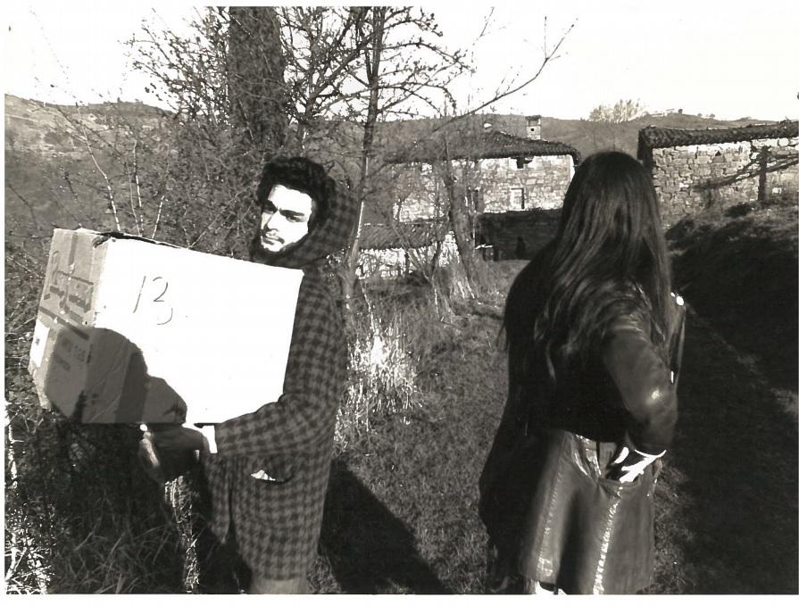 1978. Occupazione della Coop Aratro