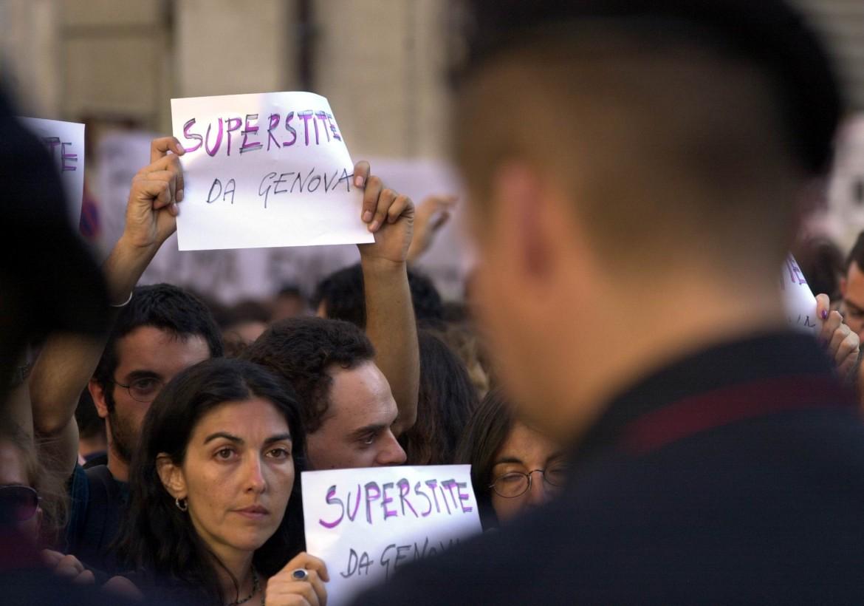 Genova 2001, La protesta dopo la Diaz e Bolzaneto