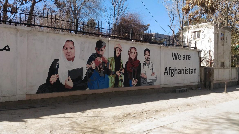 Alcuni frammenti di Kabul