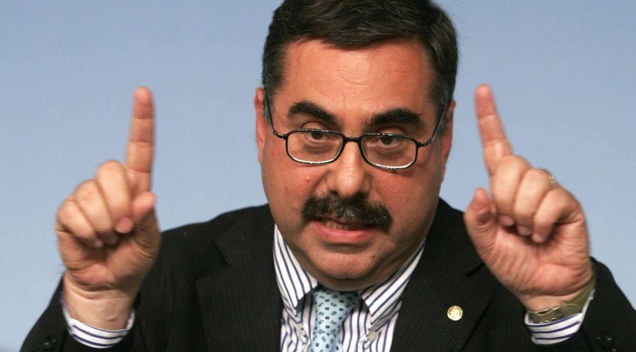 Paolo Pirani, segretario generale della Uiltec Uil