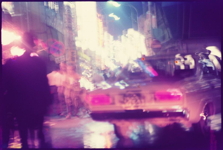 La Tokyo a colori del fotografo giapponese Daido Moriyama